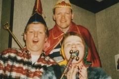Dreigestirn 1998-1999